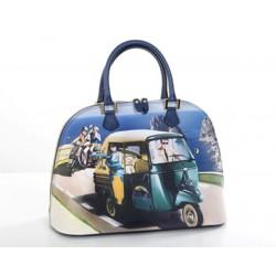 Bugatti Paparazzi blu modello rigido