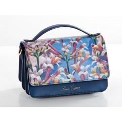 Mini Bag Asperula Stellina blu